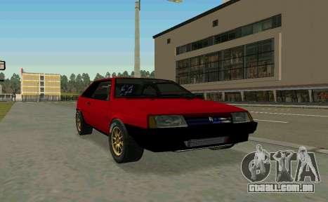VAZ 2108 Turbo-de-AÇÚCAR para GTA San Andreas