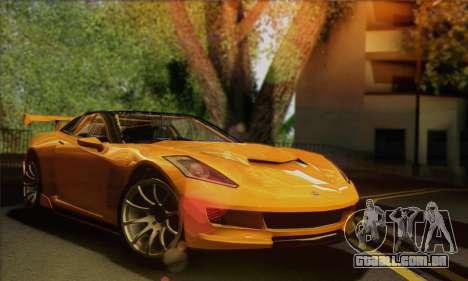 Invetero Coquette para GTA San Andreas