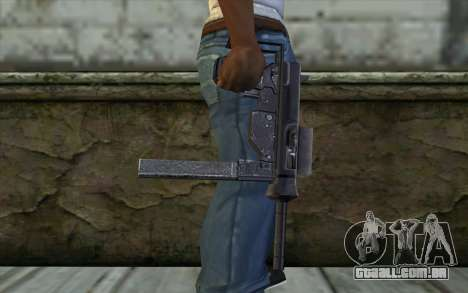 Grease Gun from Day of Defeat para GTA San Andreas terceira tela