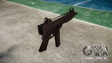 Arma SMT40 sem bunda icon3 para GTA 4 segundo screenshot