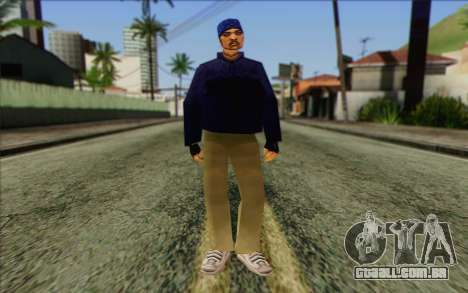 Diablo from GTA Vice City Skin 2 para GTA San Andreas