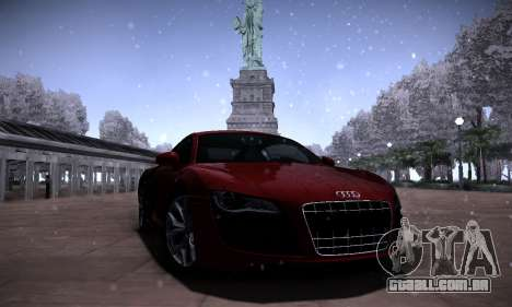 Gráfico mod para médias PC 2.0 para GTA San Andreas terceira tela