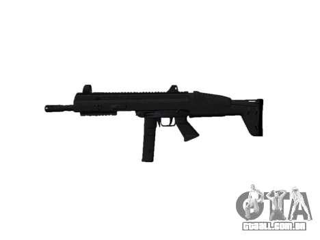 Arma SMT40 com bunda icon2 para GTA 4 terceira tela