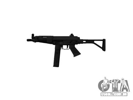 Arma da Taurus MT-40 buttstock2 icon3 para GTA 4 terceira tela