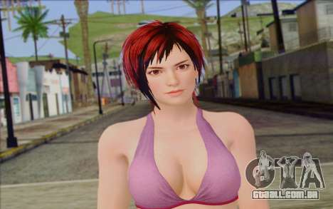 Mila 2Wave from Dead or Alive v2 para GTA San Andreas