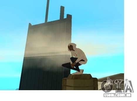 Assassinka para GTA San Andreas terceira tela