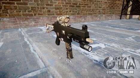 Arma UMP45 Viper para GTA 4
