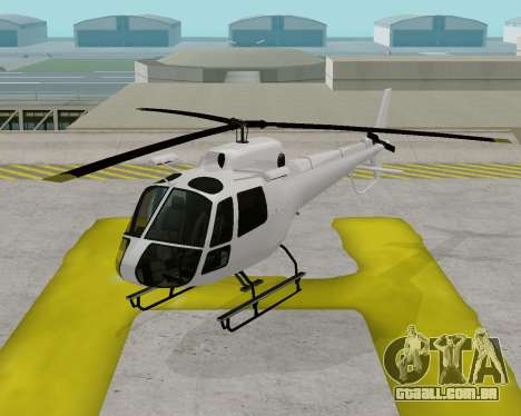 Buckingham Maverick V1.0 para GTA San Andreas