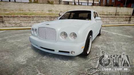Bentley Arnage T 2005 Rims1 Chrome para GTA 4
