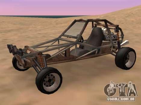 Atualizado Bandito para GTA San Andreas para GTA San Andreas