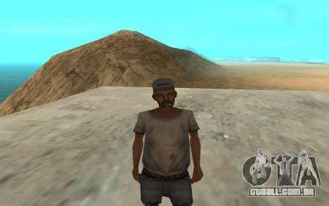 O uso automático de drogas para GTA San Andreas