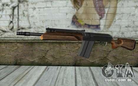 Saiga (Armas De Fogo) para GTA San Andreas