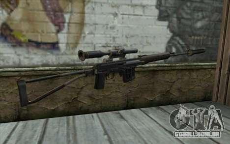 SDSM para GTA San Andreas segunda tela