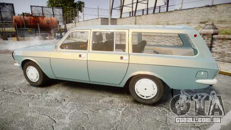 GÁS-24-12 Volga Wh2 para GTA 4 esquerda vista