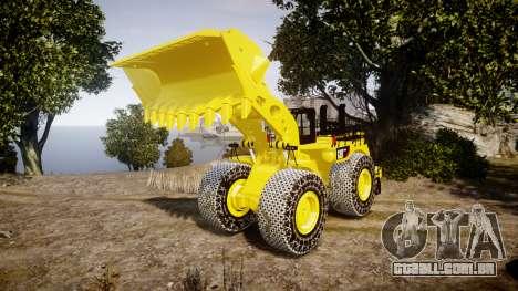 Caterpillar 994F para GTA 4