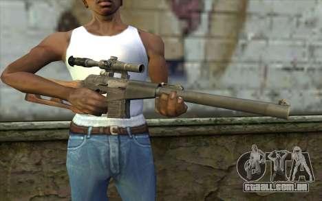 ARIA jet viciado para GTA San Andreas terceira tela