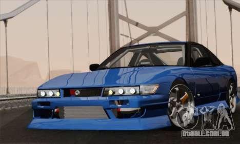 Nissan 180SX S13 para GTA San Andreas
