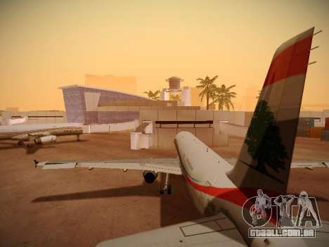 Airbus A321-232 Middle East Airlines para GTA San Andreas