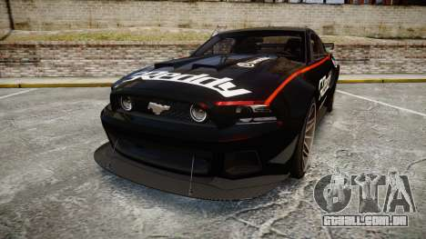 Ford Mustang GT 2014 Custom Kit PJ4 para GTA 4