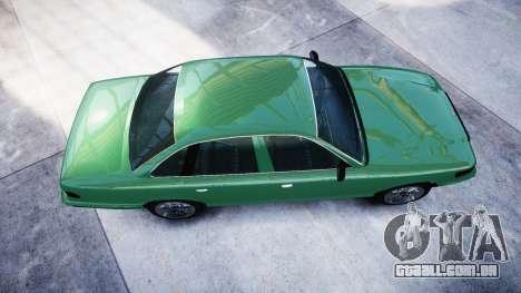 GTA V Vapid Stanier para GTA 4 vista direita