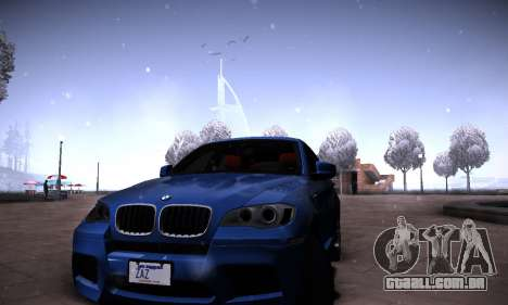 Gráfico mod para médias PC 2.0 para GTA San Andreas sétima tela