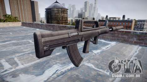 Máquina QBZ-95-S icon1 para GTA 4 segundo screenshot