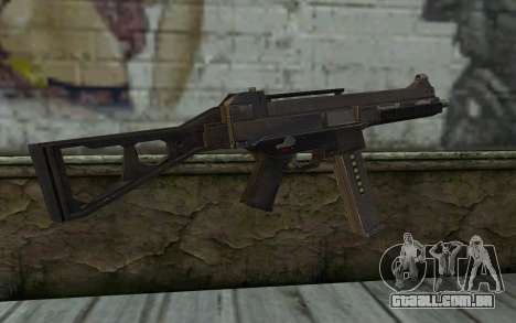 UMP45 from Spec Ops: The Line para GTA San Andreas segunda tela