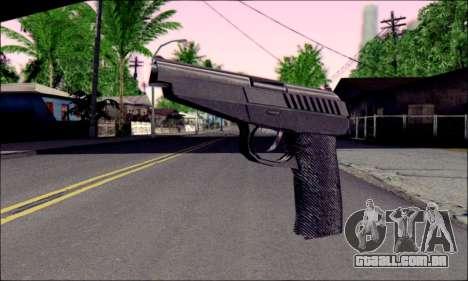 SR-1 Gyurza para GTA San Andreas