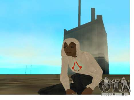 Assassinka para GTA San Andreas segunda tela