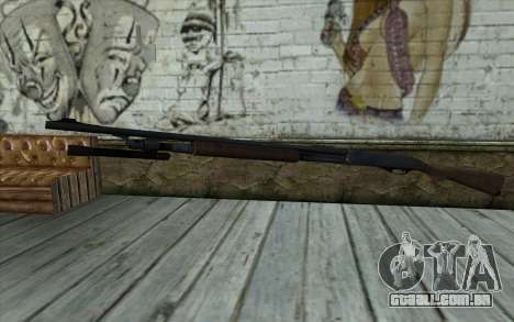 Espingarda (L4D2) para GTA San Andreas