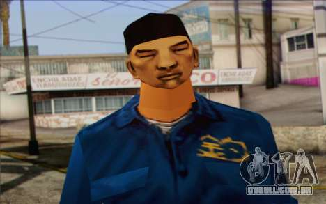 Triada from GTA Vice City Skin 1 para GTA San Andreas terceira tela