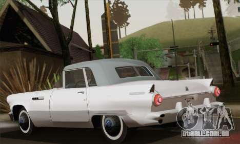 Smith Thunderbolt from Mafia 2 para GTA San Andreas esquerda vista