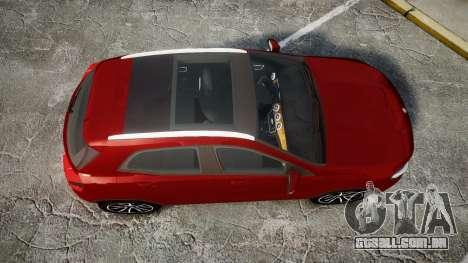 Mercedes-Benz GLA 220 para GTA 4 vista direita