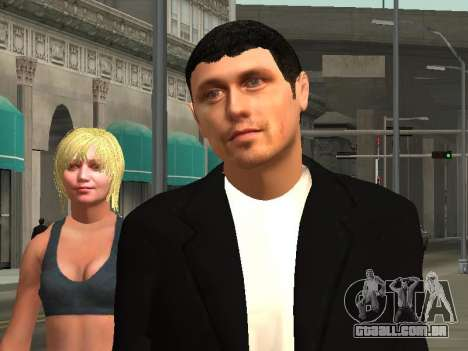 Denis Antoshin para GTA San Andreas