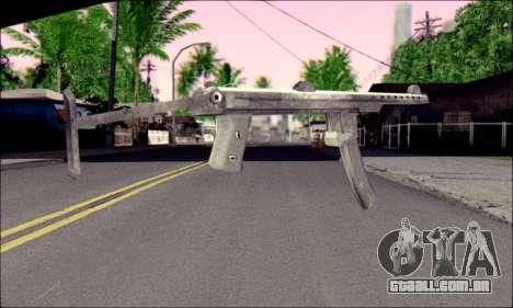 Arma Sudeva para GTA San Andreas segunda tela
