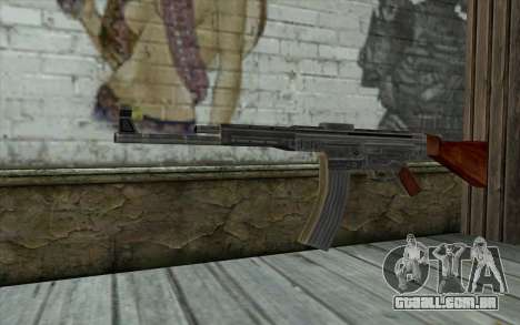 StG-44 from Day of Defeat para GTA San Andreas