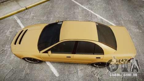 Maibatsu Vincent GT v2.0 para GTA 4 vista direita