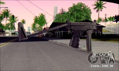 PP Cunha para GTA San Andreas segunda tela