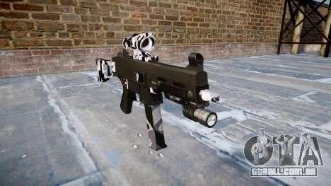 Arma UMP45 Sibéria para GTA 4