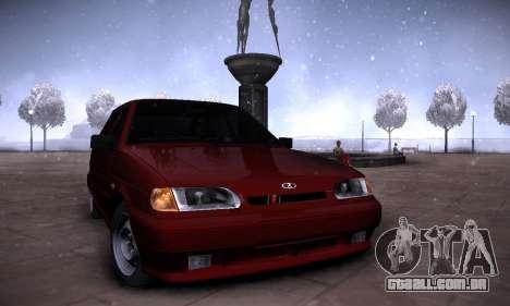 Gráfico mod para médias PC 2.0 para GTA San Andreas segunda tela