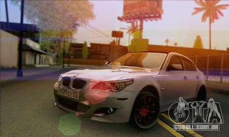 BMW M5 Stanced para GTA San Andreas