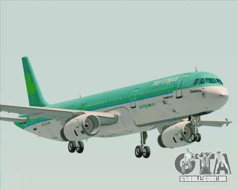Airbus A321-200 Aer Lingus para GTA San Andreas
