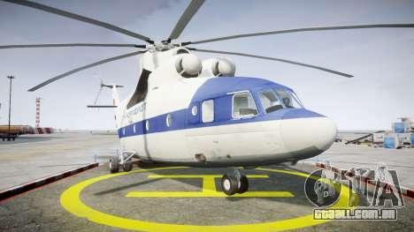 Mi-26 para GTA 4