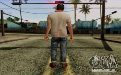 Trevor from GTA 5 para GTA San Andreas segunda tela