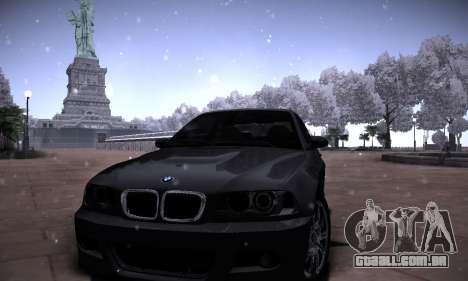 Gráfico mod para médias PC 2.0 para GTA San Andreas quinto tela