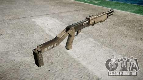Ружье Franchi SPAS-12 A-TAC AU para GTA 4 segundo screenshot