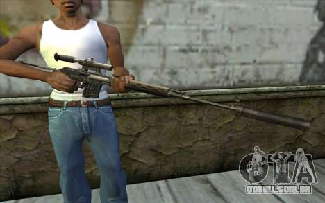 SDSM para GTA San Andreas terceira tela