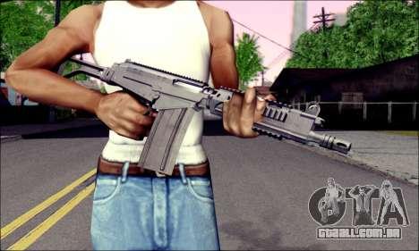 SA58 OSW v1 para GTA San Andreas terceira tela