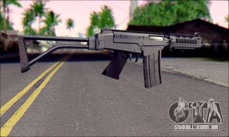 SA58 OSW v1 para GTA San Andreas segunda tela