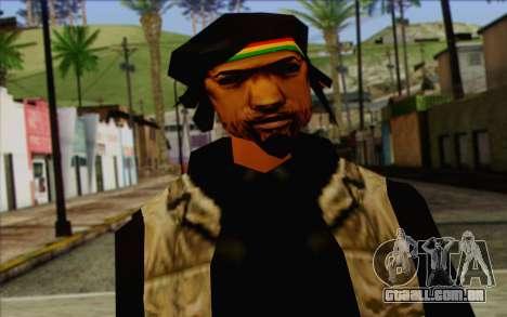 Yardies from GTA Vice City Skin 2 para GTA San Andreas terceira tela